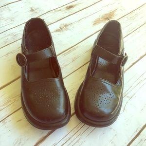 Danski Jade Mary Jane Shoes